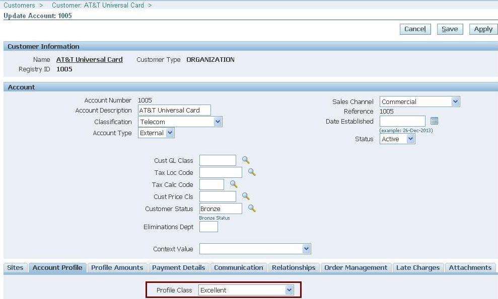 Order To Cash(O2C) | Oracle Apps Reference