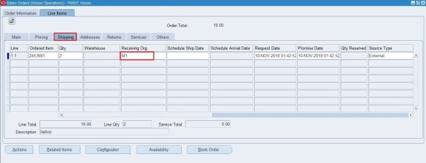 Oracle Apps Reference